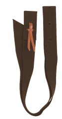 NYLON Tie Strap - Brown