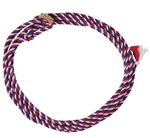 """Kids"" All Around Ranch Rope MULTI COLORED"