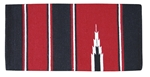 "Navajo Blanket 30"" X 60"" Acrylic - Red/Black/Natural"