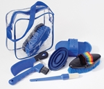 7PC Groom Kit W/Tote Bag