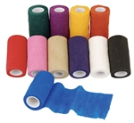 Cohesive Flexible Bandage 18 Pak w/Display Box