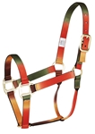 PP Web Halter Avg Horse Autumn