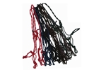 "Rope Halter 1/4"" - Assorted Two-Tone Colors - 12pk"